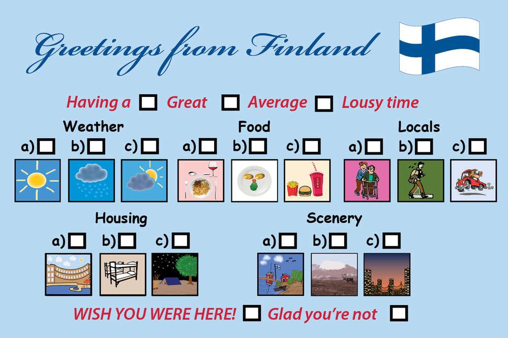 postikortti mitat